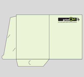 Folder εταιρικής παρουσίασης Νο 4